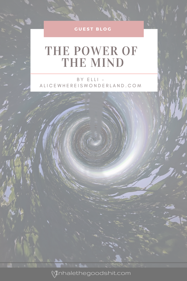 The Power of the mind - Alice where is wonderland